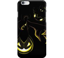 Gourgeist and Pumpkaboo iPhone Case/Skin