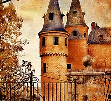 Stone Castle 2 - Vintage by solnoirstudios