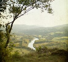 Romantic french landscape by AugenBlicke