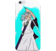Toshiro Hitsugaya iPhone Case/Skin