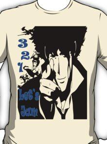 3, 2, 1 Let's Jam! T-Shirt