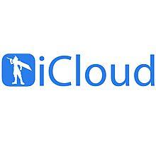 iCloud Strife Photographic Print