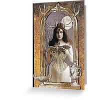 Beauty Rituals Greeting Card