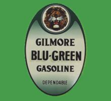 Gilmore Blu-Green Gasoline by Museenglish