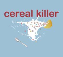 Cereal Killer Kids Clothes