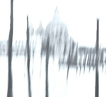 Winter Venice Impressions by Andrew Bret Wallis