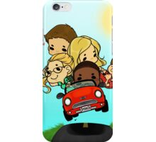 Team Arrow Goes: Road trip!  iPhone Case/Skin