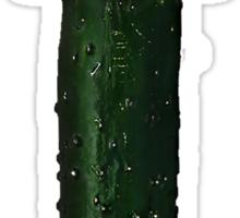 Tasty Cucumber... Sticker