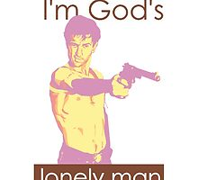 I'm God's Lonely Man by FlyingSufi