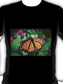 Monarch Danaus Plexippus T-Shirt
