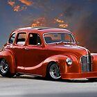 1949 Austin A40 Devon Pro Street III by DaveKoontz