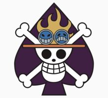 Ace Flag 2 One Piece by Quality100