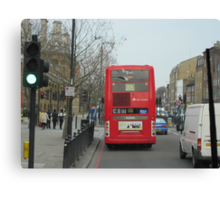 From the National Express Canvas Print