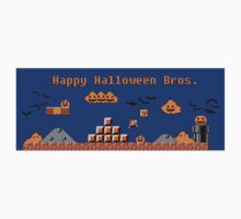 Happy Halloween Bros. by nardesign