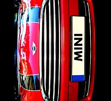 MINI cult car  by Krzyzanowski Art
