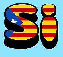 Si catalunya by James Chetwald Mattson