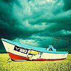 #boat at rest by PAUL FRANCIS