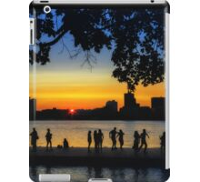 Dance until the Sun Goes Down iPad Case/Skin