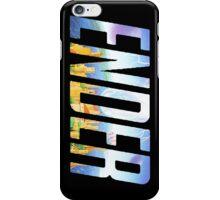 Identity Ender Shirt iPhone Case/Skin
