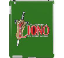 The Adventures of Liono iPad Case/Skin