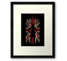 12th UK Framed Print