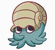 Pokemon Countdown - Omanyte by crowmonster