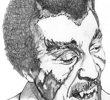 Count Blacula by Paul  Nelson-Esch
