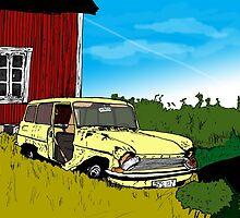 Opel by Johan Malm