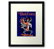 The Black Crowes Classic Framed Print