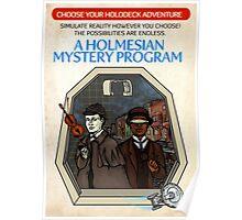Holodeck Adventure Poster
