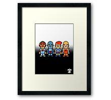 Thundercats - Cloud Nine Framed Print