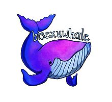 Bisexuwhale Photographic Print