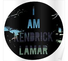 Kendrick Lamar Maad City Art Poster
