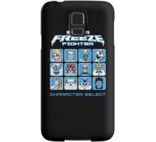 Super Freeze Fighter Samsung Galaxy Case/Skin