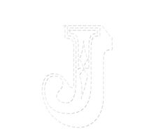 Letter J by SmartTees