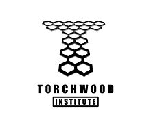 Torchwood institute Photographic Print