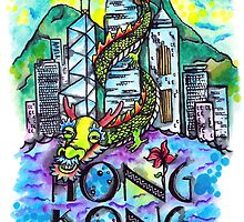 HongKong by magic4x