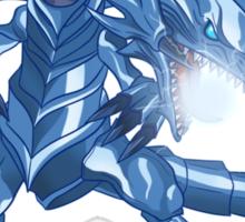 Blue-Eyes White Dragon Sticker