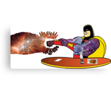 The Real Space Ghost Canvas Print