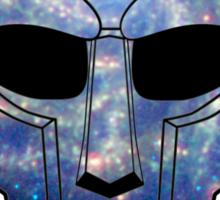 Space DOOM Sticker
