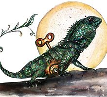 Croajingalong the dragon by Jenny Wood
