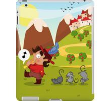 The Pied Piper of Hamelin iPad Case/Skin