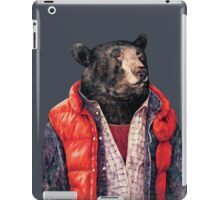 Bear to the Future iPad Case/Skin