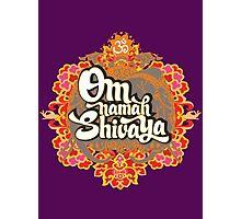 Om namah Shivaya  Photographic Print