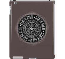 CARPE DIEM iPad Case/Skin