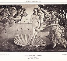 The Birth of Venus by #Palluch #Art