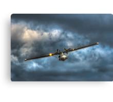 Catalina Flying Boat Canvas Print