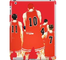 Team Shohoku iPad Case/Skin