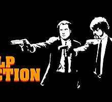 Pulp Fiction by Ought 22