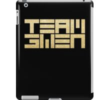 TEAM GWEN iPad Case/Skin